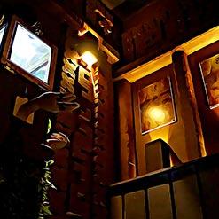Chrám lebiek, úniková hra. Izba číslo 13 v Bratislave. Escape room.