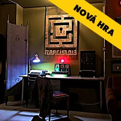 Posledný úkryt, úniková hra. Izba číslo 13